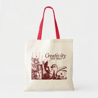 Creativity Never Sleeps Tote Bag