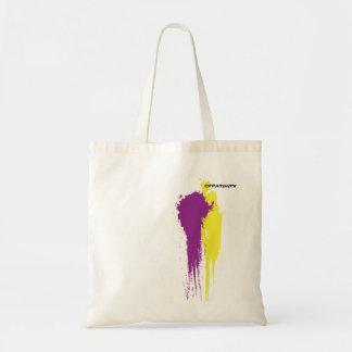 Creativity Splash Budget Tote Bag