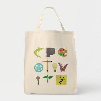 Creativity Tote Bags