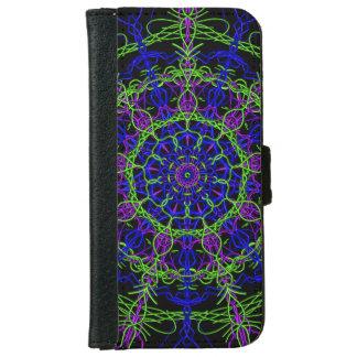 Creator Mandala Case iPhone 6 Wallet Case