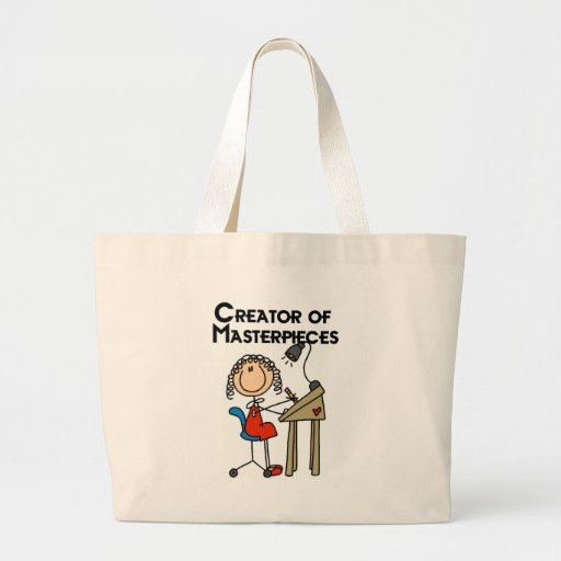Creator of Masterpieces Tshirts and Gifts Bags