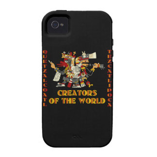 Creators of the World Vibe iPhone 4 Covers