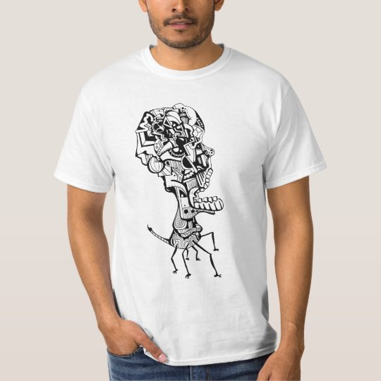 Creature by E D T-Shirt