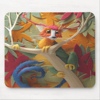 Creature in the Trees Mousepad