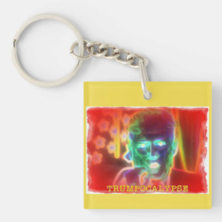 Creature Key Ring
