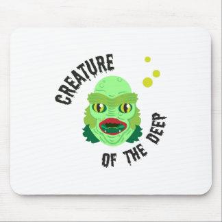 Creature of the Deep Mousepad
