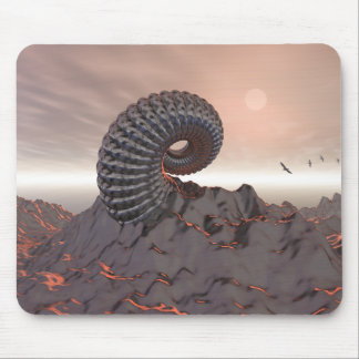 Creature of The Mountain Mouse Pad