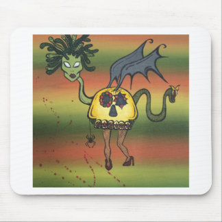 Creature of the Night Mouse Pad