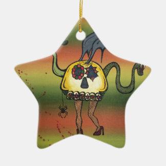 Creature of the Night Ornament