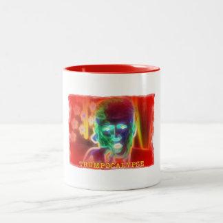 Creature Two-Tone Coffee Mug