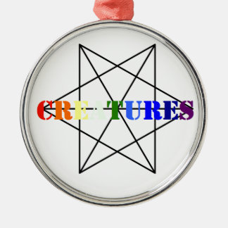 Creatures clothing! christmas ornament