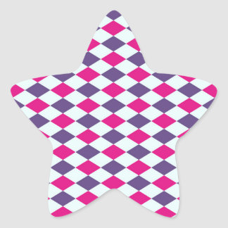 Credible Productive Artistic Candid Star Sticker