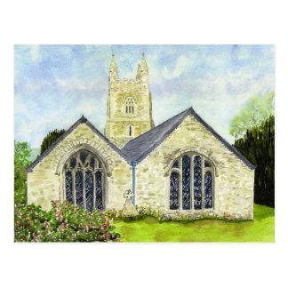 'Creed Church' Postcard