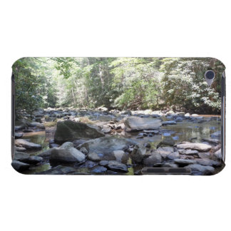 Creek and Rocks Barely There iPod Covers
