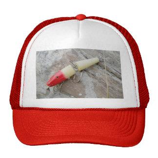 Creek Chub Pikie Redhead Trucker Hat