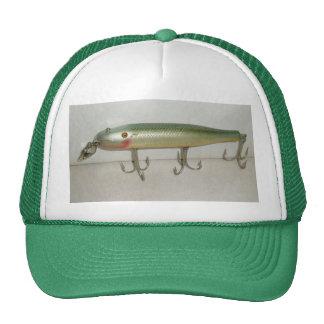 Creek Chub Swimmer Vintage Lure Trucker Hat