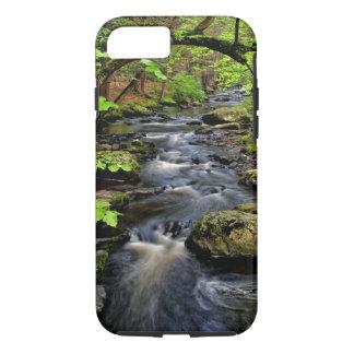 Creek flows through forest iPhone 7 case