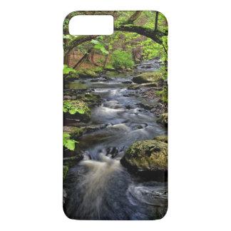 Creek flows through forest iPhone 8 plus/7 plus case
