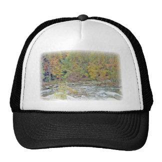 Creek In The Forest Trucker Hat