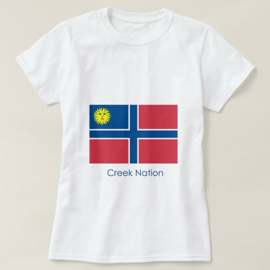 Creek Nation T-Shirt