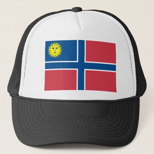 Creek Nation, United States Trucker Hat