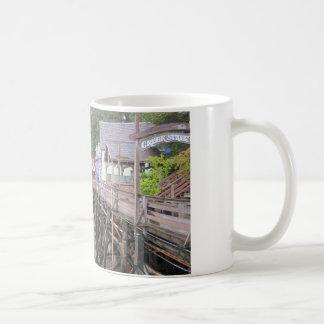 Creek Street Ketchikan, Alaska Coffee Mug