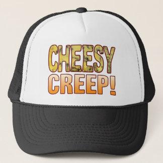 Creep Blue Cheesy Trucker Hat