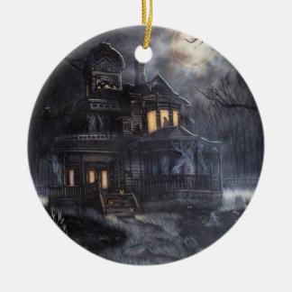 Creep House Ornament