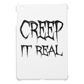 Creep it real iPad mini covers