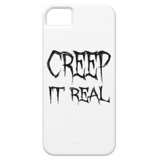 Creep it real iPhone 5 cover