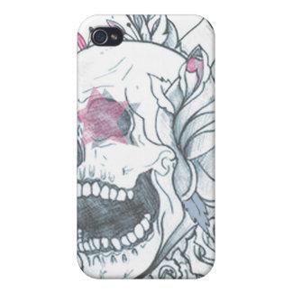 Creep Tattoo iPhone 4/4S Cases