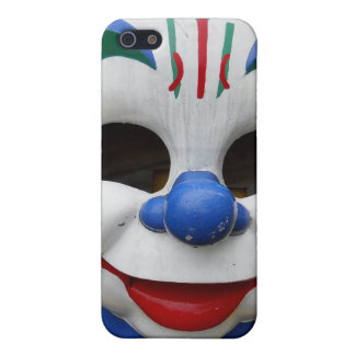 Creepiest Circus Clown Ever ! iPhone 5 Covers