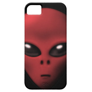 Creepy Alien iphone 5 iPhone 5 Cover