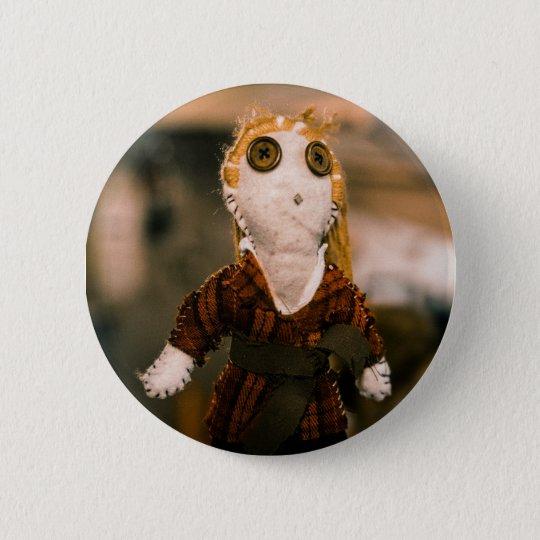 Creepy Anya 6 Cm Round Badge