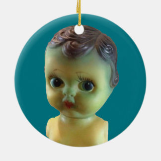 Creepy Baby Ornament