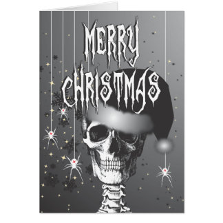 Creepy Christmas Greeting Cards