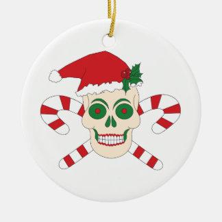 Creepy Christmas Ornament