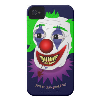 Creepy Clown Blackberry Bold Case