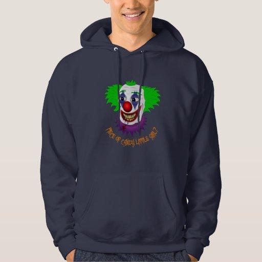 Creepy Clown Hoodie