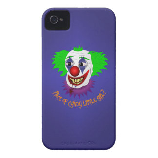 Creepy Clown iPhone 4/4S  Case iPhone 4 Case