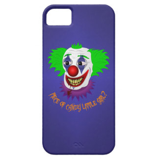 Creepy Clown iPhone 5  Case iPhone 5 Cover