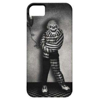 Creepy Clown  iPhone 5 case
