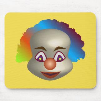Creepy Clown Mouse Mat
