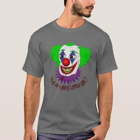 Creepy Clown Shirt
