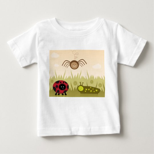 Creepy Crawlies Kids T-Shirt