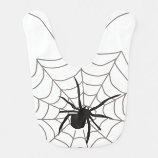 Creepy Crawly Spider Bib