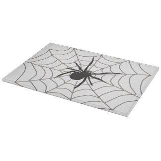 Creepy Crawly Spider Cutting Board