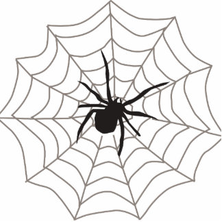 Creepy Crawly Spider Cut Outs