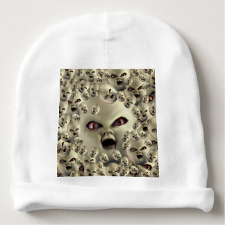 creepy doll products,scary doll baby beanie