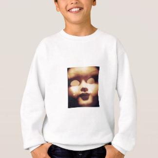 Creepy Doll Sweatshirt